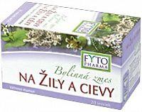 Bylinný čaj na křečové žíly 20x1.25g Fytopharma
