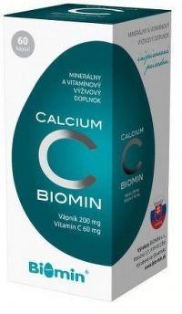 CALCIUM S VIT.C cps.60 Biomin