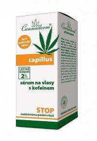 Cannaderm Capillus sérum na vlasy s kofeinem 40ml