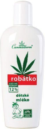 Cannaderm Robátko dětské mléko 150ml