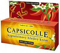 CAPSICOLLE kapsaicinový krém extra hřejivý 50g