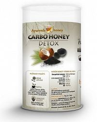Carbo honey detox 5x15g TUBUS