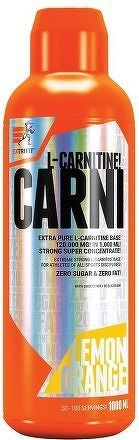Carni 120000 Liquid 1000 ml citron - pomeranč