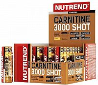 CARNITINE 3000 SHOT, 20x60 ml, jahoda