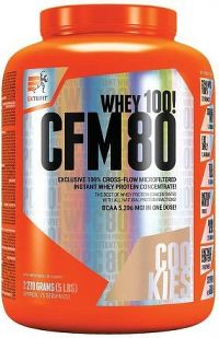 CFM Instant Whey 80 2,27 kg cookies cream
