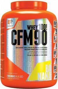 CFM Instant Whey Isolate 90 2 kg banán