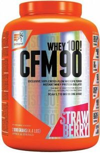 CFM Instant Whey Isolate 90 2 kg jahoda