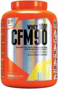 CFM Instant Whey Isolate 90 2 kg vanilka