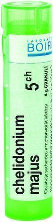 Chelidonium Majus CH5 gra.4g
