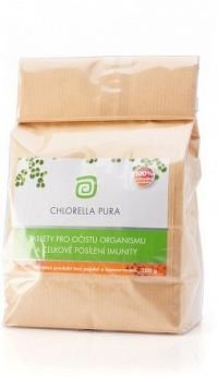 Chlorella centrum CHLORELLA PURA 0,5 kg - sáček