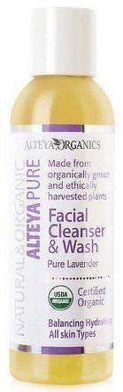 Čistící gel na obličej levandule Alteya 150ml