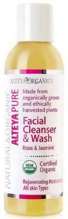 Čistící gel na obličej růže a jasmín Alteya 150ml
