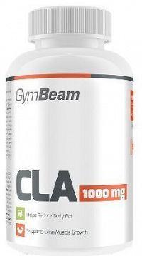 CLA 1000 mg - GymBeam unflavored - 90 kaps
