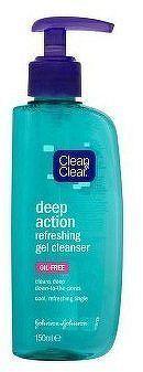 Clean-Clear hloubkově čistící gel 150ml