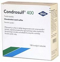 Condrosulf 400 por.cps.dur.180x400mg