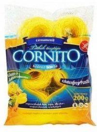 Cornito -Nudle vlasové, hnízda 200g