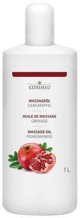 cosiMed masážní olej Granátové jablko - 1000 ml