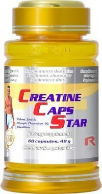Creatine Caps Star 60 cps