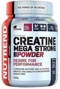 Creatine Mega Strong Powder 500g punč-lesní plody