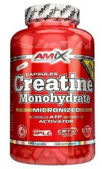 Creatine monohydrate 800mg 500cps