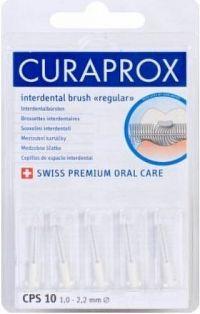 CURAPROX CPS 10 regular mezizub.kart. 5ks blister
