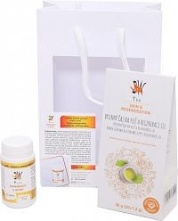Dárkové balení BW TEA Skin&Regeneration + BW Pills NervEnergy&Sport