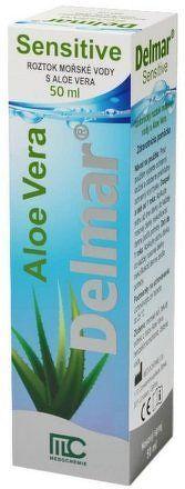 Delmar Sensitive nasal spray 50 ml