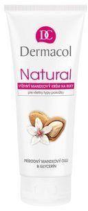 Dermacol Natural Výživný mandlový kr.na ruce 100ml