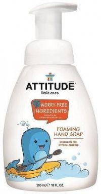 Dětské mýdlo na ruce  s vůní Sparkling Fun - s pumpičkou 295 ml