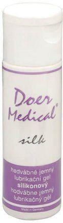 Doer medical silk 100ml - lubrikační gel