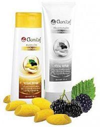 DOK BUA KU Herbal GOLDEN SILK Shampoo