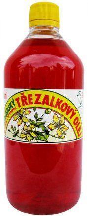 DR.DUDEK Třezalkový olej masážní a koupel. 215ml