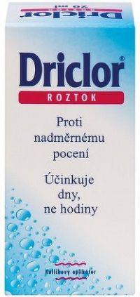 Driclor sol.20ml roll on