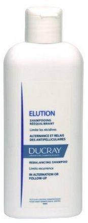 DUCRAY Elution šampon-rovnováha vlas.pokožky 200ml