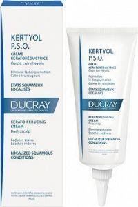 DUCRAY Kertyol PSO creme 100ml-redukční krém lupy