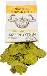 Dýňové chipsy 100% VEGAN,56% proteinů 50g