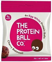 Egg White Protein Balls cherry bakewell 45g