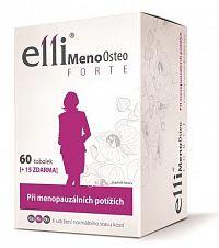 Elli MenoOsteo FORTE tob.60 +15zdarma