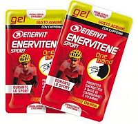 Enervitene Sport Gel One Hand citrus + kofein (2x 12,5ml)