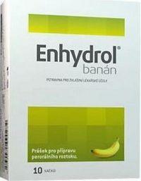 Enhydrol banán 10 sáčků