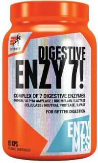 Enzy 7! Digestice Enzymes 90 cps