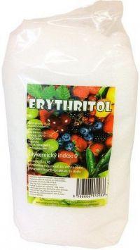 Eryhtritol ovocný cukr 1kg (glykemický index 0) NAJTELO