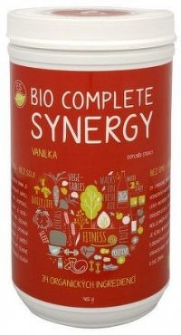 ES BIO Complete Synergy protein.nápoj vanilka 465g