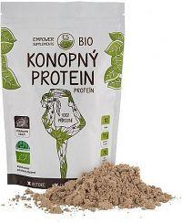 ES BIO Konopný protein s kakaem 200g