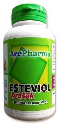 ESTEVIOL prášek - Sladidlo z rostliny Stevia 50g
