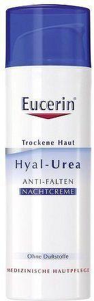 EUCERIN HYAL-UREA Noční krém 50ml
