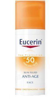 EUCERIN SUN Emulze proti vráskám SPF50 50ml_2018