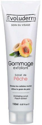 EVD FACE SCRUB PEACH 150ml
