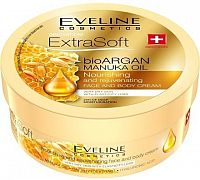 EVELINE EXTRA SOFT Argan&Manuka oil krém 175ml