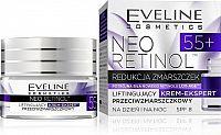 EVELINE Neo Retinol Denní/Noční krém 55+ 50ml